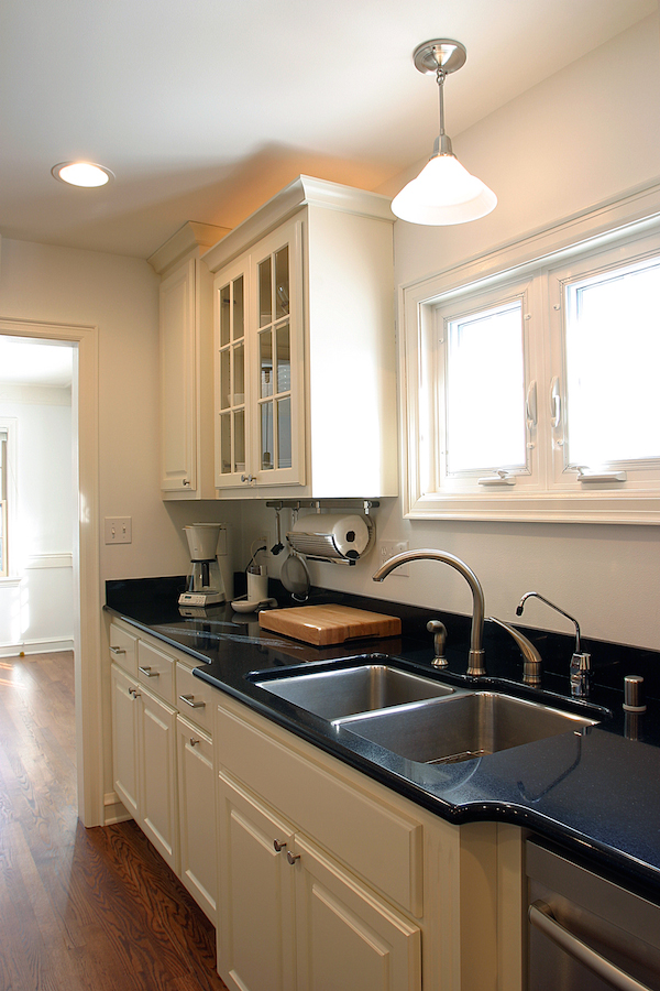 1936 Wauwatosa Colonial Kitchen Remodel - SJ Janis