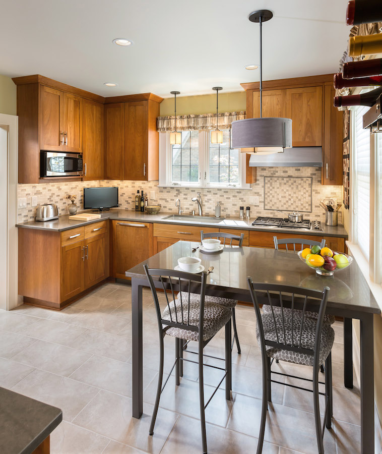 1926 wauwatosa bungalow kitchen design build sj janis