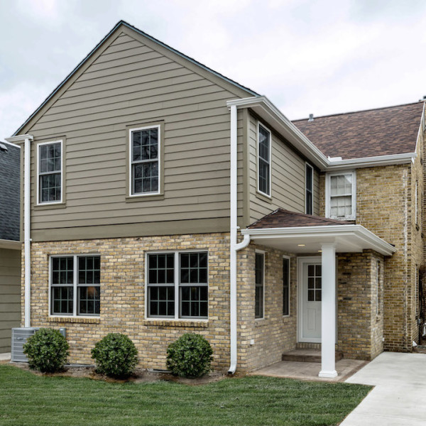 Two Story Addition: 1930's Whitefish Bay Two Story Addition
