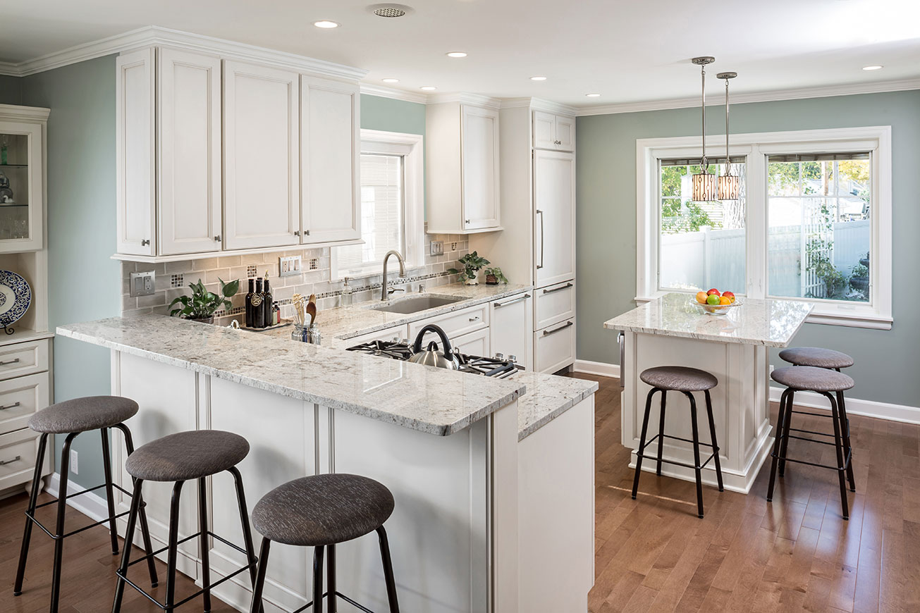 how to clean after kitchen remodel