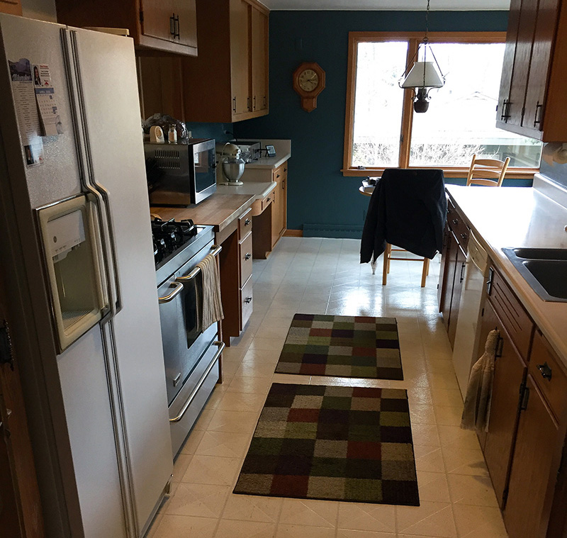 Mequon Kitchen Remodel Before 3